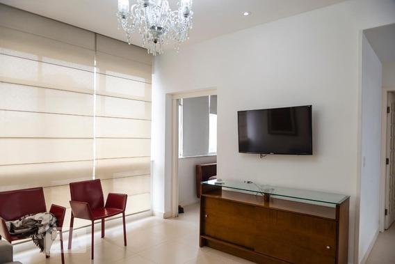 Apartamento Para Aluguel - Copacabana, 3 Quartos, 90 - 893019908