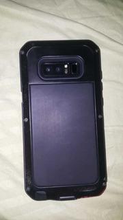 Capa Armadura Galaxy Note 8 Seminova Brinde