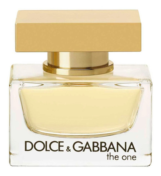 Perfume The One Feminino 75ml Dolce Gabbana Original Lacrado