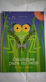 Para Bebés Libro De Canciones (incluye Cd)