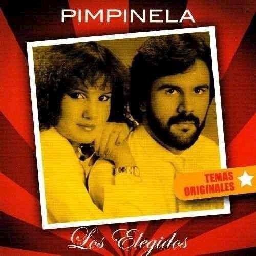Los Elegidos - Pimpinela (cd)