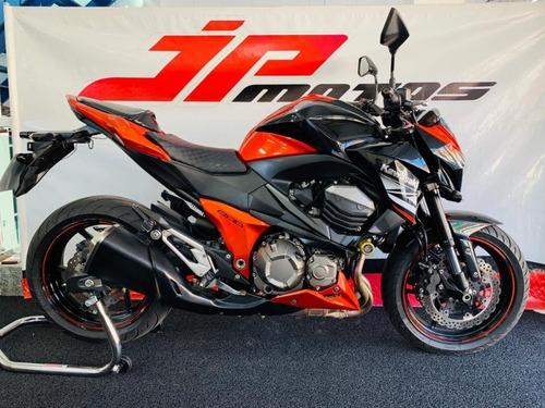 Kawasaki Z800 2014 Vermelha