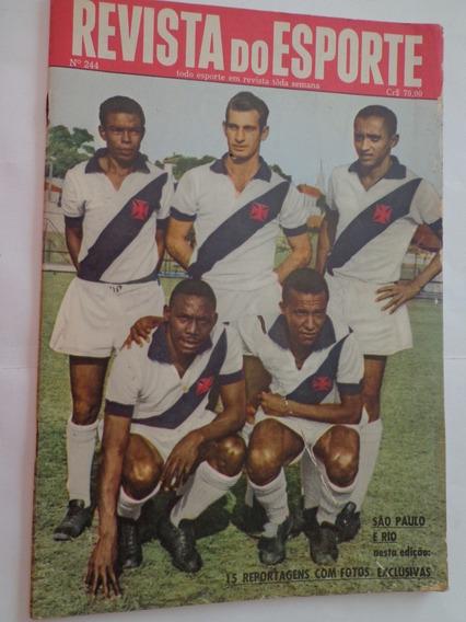 Revista Do Esporte 244 Nov 1963 São E Rio De Janeiro Futebol