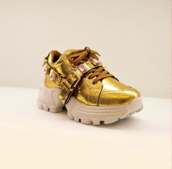 Sneaker Diva De Pedraria