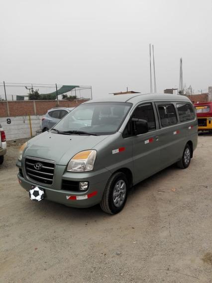 Remato Van Hyundai H1 2006 Uso Particular Documento En Regla