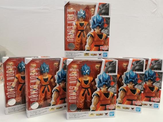 Goku Ssj God Bandai Sh Figuarts Lacrado Pronta Entrega