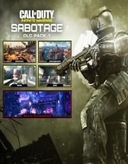 Call Of Duty Infinite Warfare - Dlc 1 Sabotage Ps4 Oferta !!