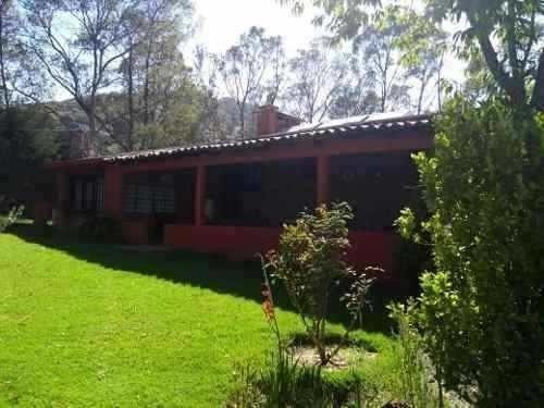 Finca En Tepozotlan, Cañada Real ( Fte A Cabañas Clavillazo)