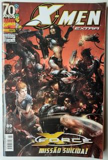 Revista Hq X-men Extra Marvel N°89