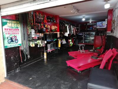 Venta De Negocio Taller De Motos Acreditado En Bogota