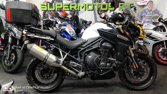 Triumph Tiger 1200 Bmw 1200 F800 Ktm Yamaha Tenere