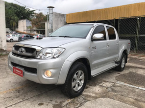 Hilux 3.0 Sr-v Cd Diesel Automatica 2010