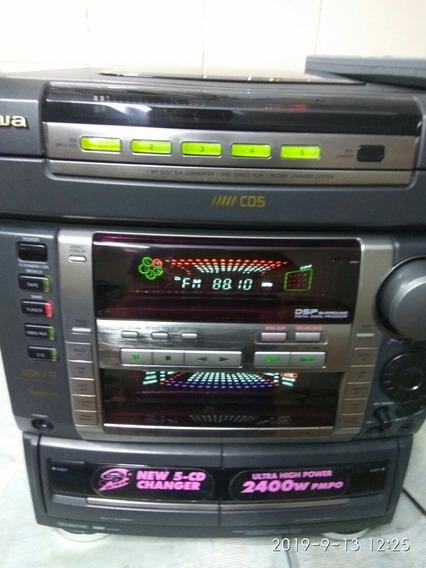 Central Radio Aiwa Nsx F9
