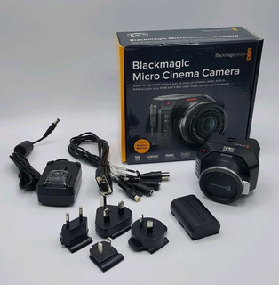 Blackmagic Micro Cinema Camera Hd