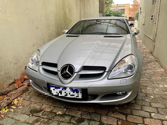 Mercedes-benz Clase Slk 2008 3.5 Slk350 At