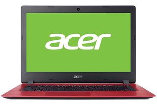 Acer Aspire 1 - 14 Hd Intel Celeron 4gb Ram 64gb Emmc Rojo