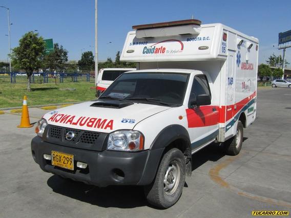 Ambulancias Otros Frontier