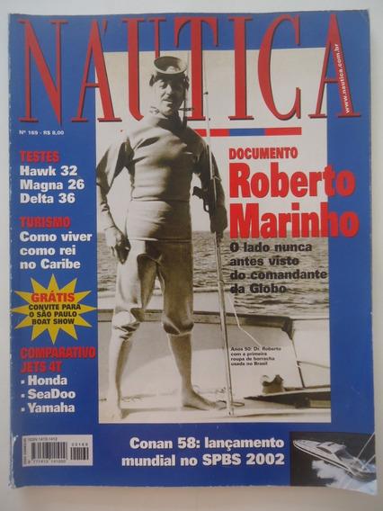 Náutica #169 Documento Roberto Marinho