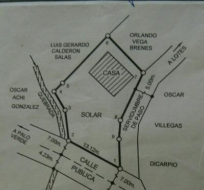 En Venta En El Guarco