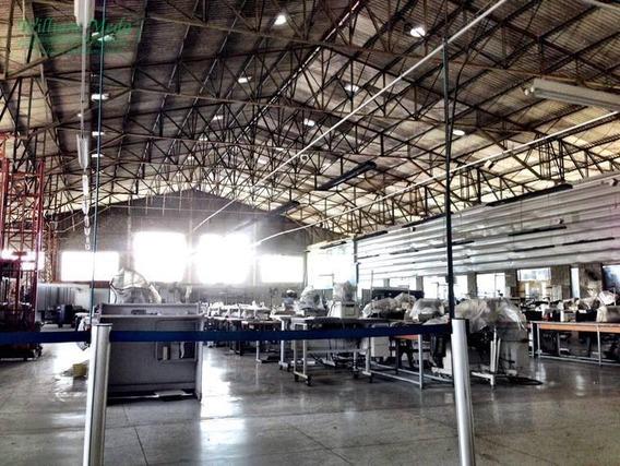 Galpão Para Alugar, 4009 M² - Jardim Rodeio - Mogi Das Cruzes/sp - Ga0103