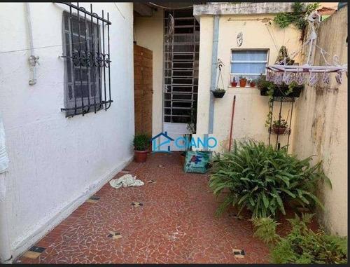Casa Em Mooca, São Paulo/sp De 100m² 2 Quartos À Venda Por R$ 430.000,00 - Ca968832