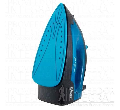 Plancha A Vapor Suela Antiadherente Color Aluz Oster 4801