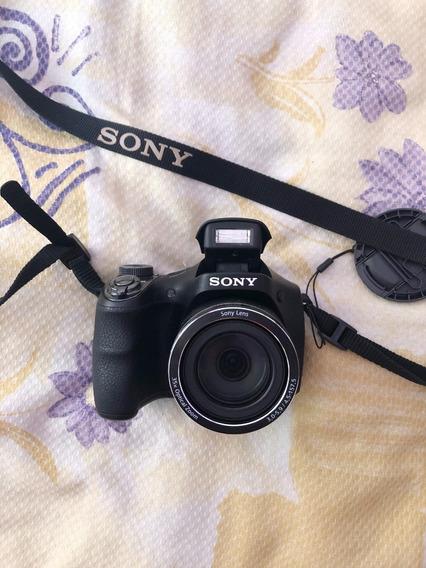 Câmera Sony Cyber-shot Dsc-h300