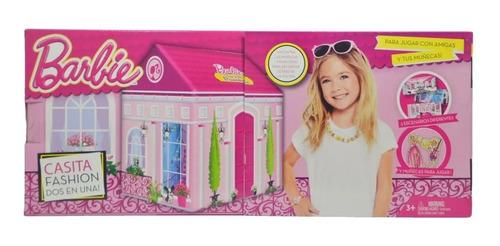 Casita Barbie Fashion Carpa Dream House Faydi Orig. E.full