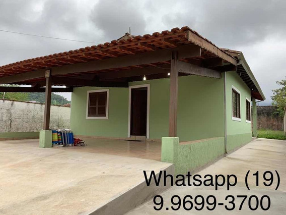 Locação - Casa De Praia 550m Mar Maranduba Ubatuba - C/ Wifi