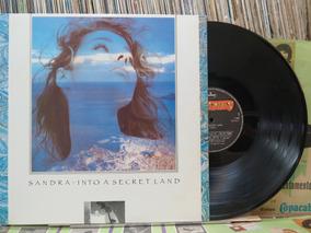 Sandra Into A Secret Land Lp Mercury 1988