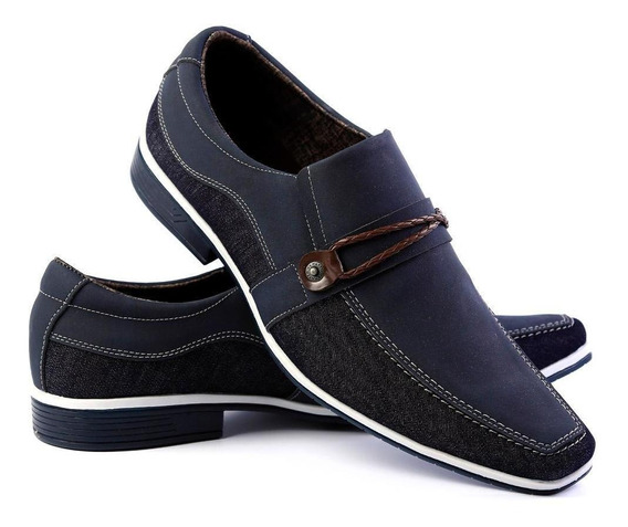 Sapato Social Venetto Thor Confort Masculino