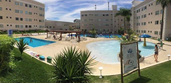 Vendo/troco Cota De Apto., Enc. Das Aguas Thermas Resort