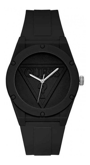 Relogio Guess Retro Pop Silicone W0979l2 Preto Original