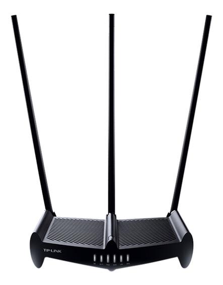 Router De Alta Potencia Rompemuro 450mbps Tp Link Tl-wr941hp