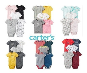 Conjunto Kit Body Carter´s Original Verão
