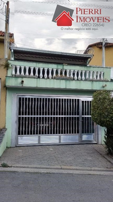 Casa Térrea No Vista Verde/pirituba, Excelente Imóvel - 5649