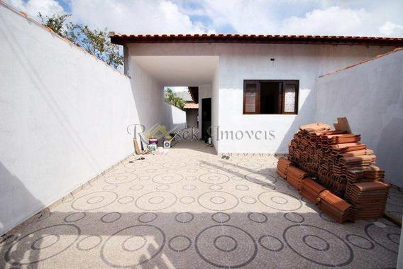 Casas Novas Com 2 Dorms, Gaivotas, Itanhaém - Cod: 52 - V52