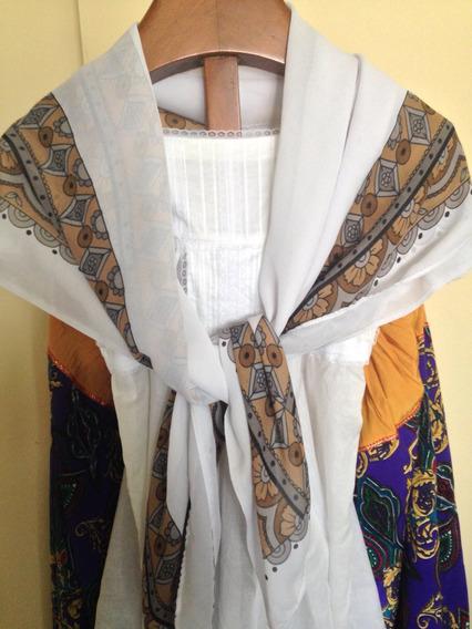 Hermoso,vestido Para Bailar Sones Antiguos ( Puebla)