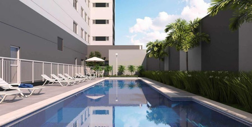 Apartamento Para Venda Em São Paulo, Brás, 2 Dormitórios, 1 Suíte, 2 Banheiros - Cap2656_1-1245098