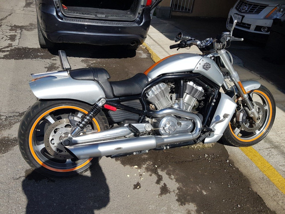 Harley Davidson V-rod Muscle 2009 Vrod Prácticamente Nueva !