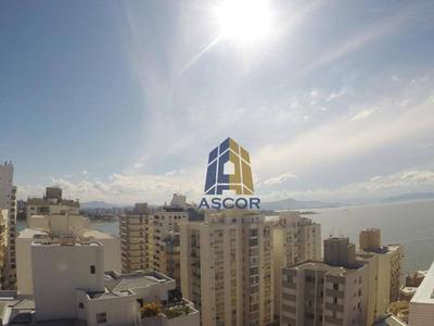 Apartamento Andar Alto, Vista Para O Mar! - Ap1794