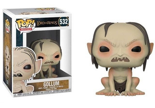 Funko Pop Gollum 532 The Lord Of The Rings