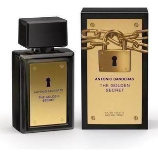 Perfume Original Banderas The Golden Secret 200ml/superstore