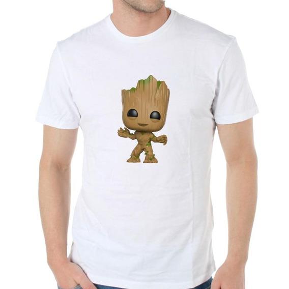 Remera I Am Groot Avengers Vengadores Arbol 2