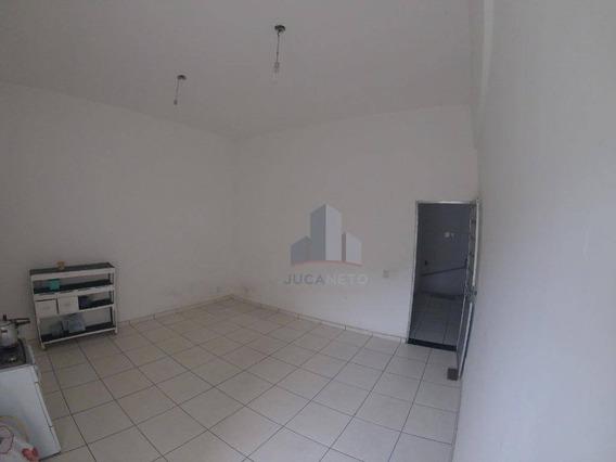 Sala Para Alugar, 21 M² Por R$ 1.100/mês - Centro - Mauá/sp - Sa0070