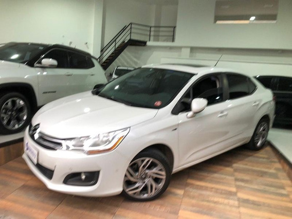 Citroen C4 Lounge 1.6 Exclusive 16v Turbo
