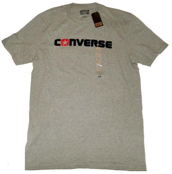 Remeras Converse Originales Talles S, L Importadas Nuevas!