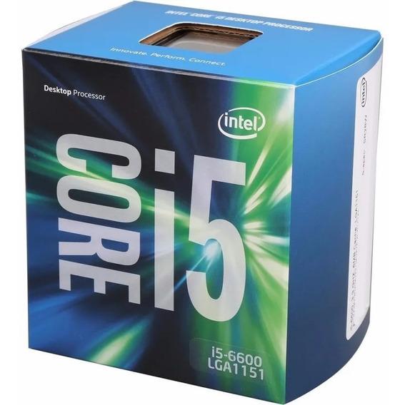 Processador I5 6600 + Asrock Fatal1ty B150 Gaming K4/hyper