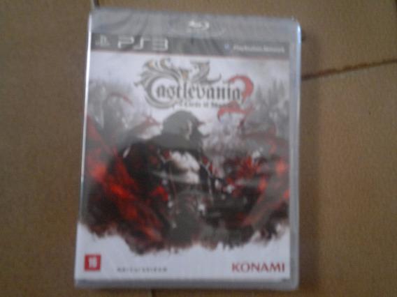 Castlevania 2 - Lords Of Shadow 2 - Ps3 - Frete Grátis