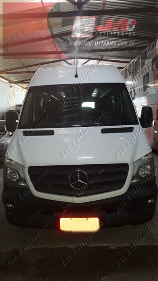 Mercedes Benz Sprinter 515 Ano 2018 Executiva 21l Jm Cod 772